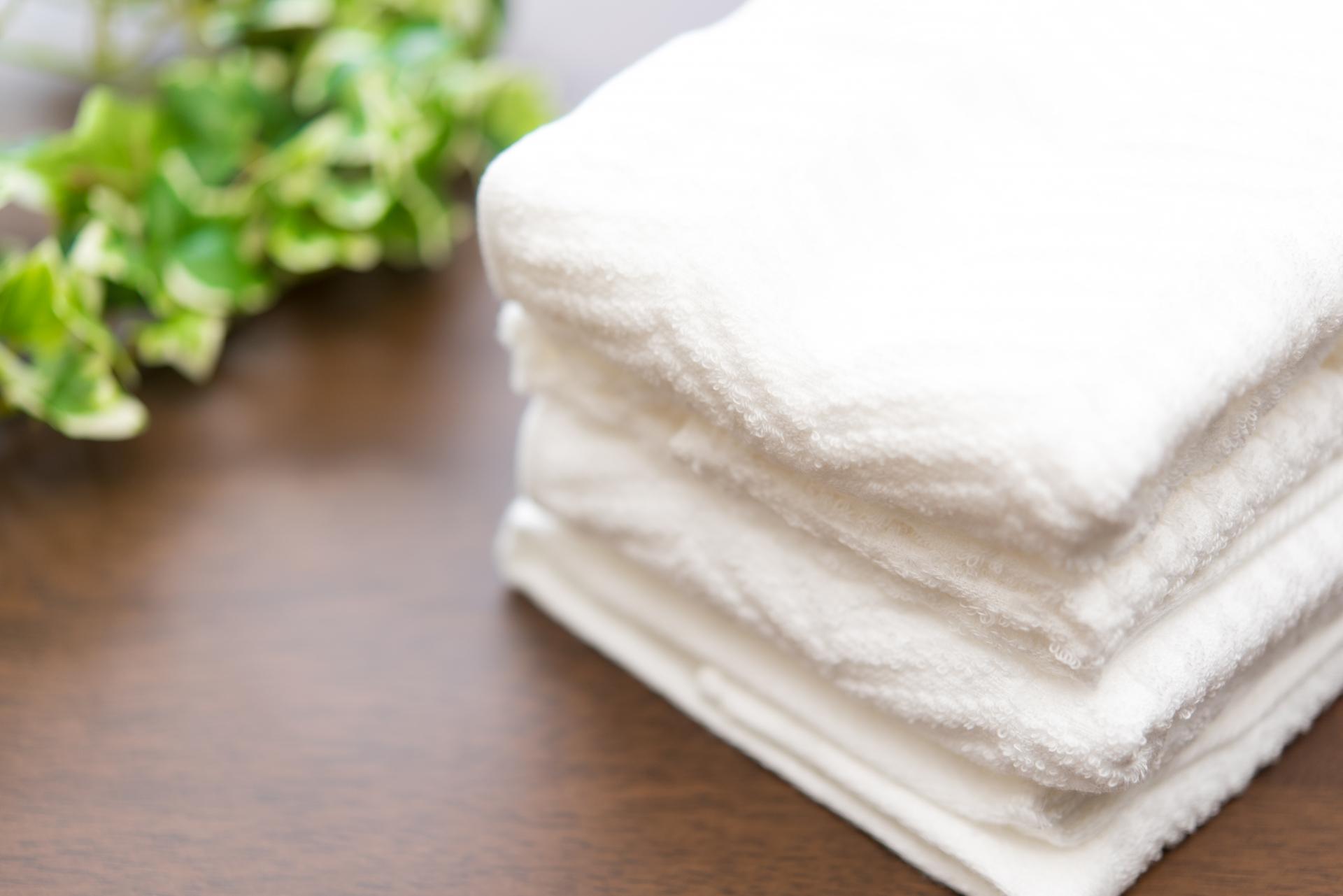 ハンカチやタオルとかを共有するとアクネ菌がうつる確率は高くなります。