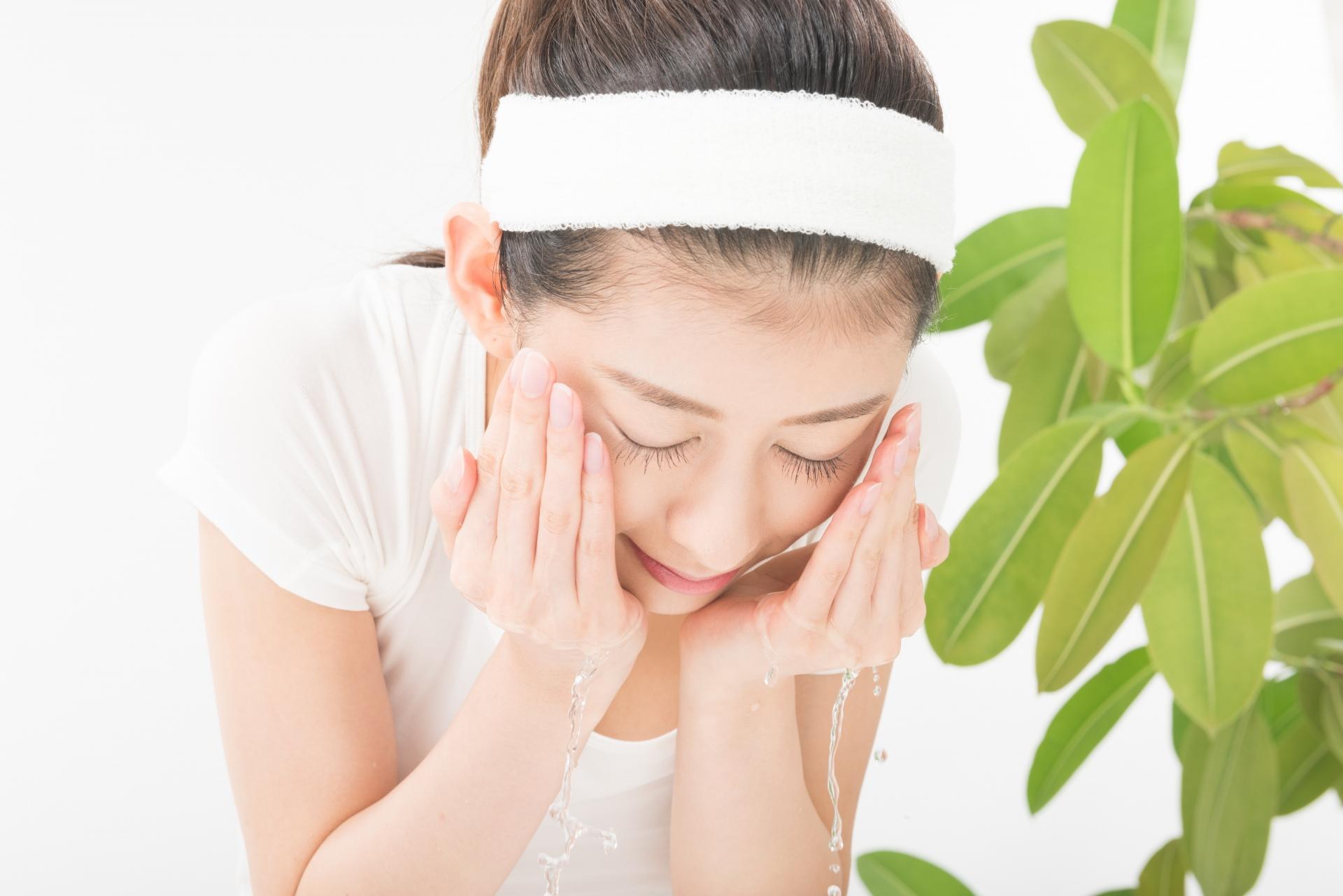 洗顔で乾燥肌は治るか