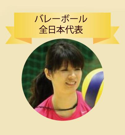 内藤 加奈子 バレー